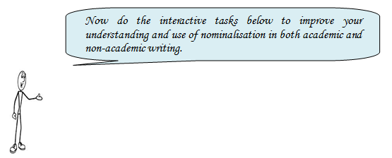 how is academic writing different from non-academic writing